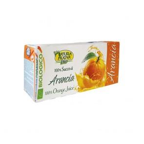 SUCCO D'ARANCIA 100% BIO pack 3 pezzi 200ml