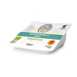 GORGONZOLA DOP ELITE  BIOLOGICO 200g